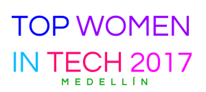Top Women in Tech 2017-V7-Solo Medellín